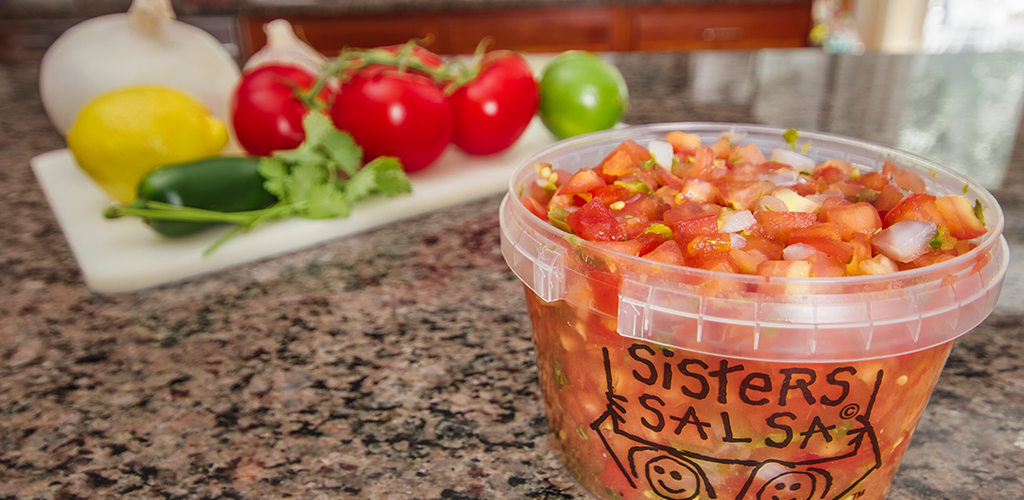 Salsa and Vegetables